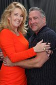 LOS ANGELES - MAR 4:  Melody Thomas Scott, Michael Fairman at the Melody Thomas Scott Celebrates 35