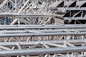 Truss Backstage Structure