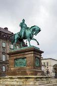 Statue Of Frederik Vii, Copenhagen