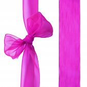 Magenta Ribbon