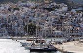 Skopelos Town Sporades Islands