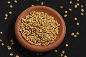 Fenugreek seeds are used both as an herb and as a spice