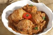 Awadhi Dum Aloo - A potato dish from India
