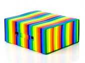 Multicolored Box
