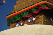 Boudha Buddhist Eyes