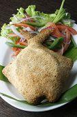 Pur Bhara Pomfret fry