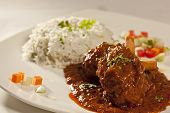 Mutton Curry from India