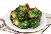 Brussel Sprouts Roasted