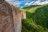 Poenari fortress, Romania
