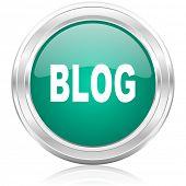 blog internet icon