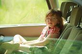 image of seatbelt  - Road transportation - JPG