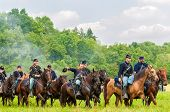 Cavalry Victory Parade