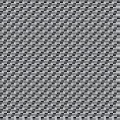 Abstract metal background.  illustration.