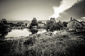 Mills On The River Gacka Croatia