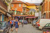 Old town in Pristina