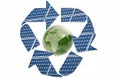 Recycled Logo,photovoltaic,solar