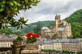 Estaing - one of the most beautiful villages in France