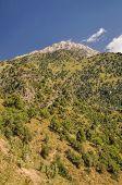 picture of shan  - Scenic peak in mountain range Tien - JPG