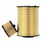 Automotive Fuel Filter And Air Filter