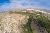 picture of oasis  - Aerial view  - JPG