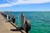 Tyre Jetty, Outside of Perth, Western Australia