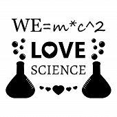 We Love Science