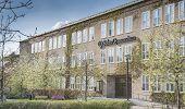 Exterior Solna Gymnasium Highschool Sweden