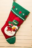 Christmas Stocking Hanging