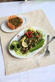 Fresh Olive Salad
