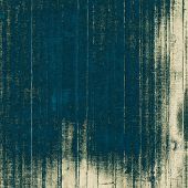 Abstract blank grunge background, old texture with stains and different color patterns: black; blue; gray; cyan