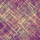Old grunge antique texture. With different color patterns: gray; yellow (beige); purple (violet)