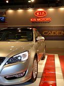 Kia Motors Cadenza Vehicle