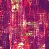 Abstract grunge background or old texture. With different color patterns: red (orange); purple (violet); pink