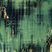 Old Texture. With different color patterns: black; blue; gray; green