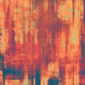 Abstract retro background or old-fashioned texture. With different color patterns: red (orange); yellow (beige); brown; purple (violet)