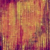 Abstract textured background designed in grunge style. With different color patterns: yellow (beige); brown; purple (violet); pink