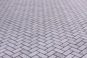gray brick pattern