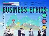 pic of integrity  - Business Ethnics Ethnical Integrity Honesty Concept - JPG