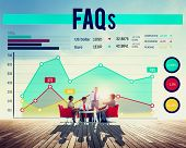 picture of faq  - Faqs Frequently Asked Questions Service Concept - JPG