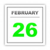 picture of february  - February 26 - JPG
