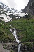 Montana Waterfall