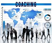 pic of role model  - Coaching Mentoring Role Model Learning Concept - JPG