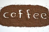 picture of coffee coffee plant  - The word  - JPG