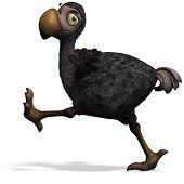 very funny toon Dodo-bird