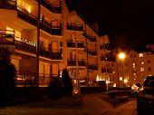 Night Balconies