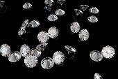 Bunch of diamonds