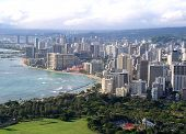 Waikiki, Oahu City, Hawaii