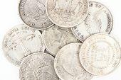 Dólares de plata vieja