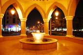 Al Ain City At Night