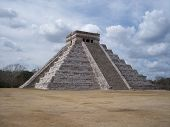 Chichenitza Pyramid